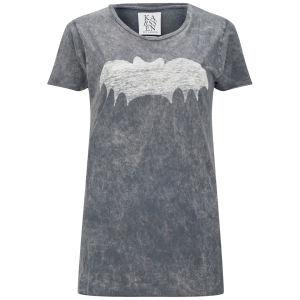 Zoe Karssen Women's Acid Bat T-Shirt - White Noise