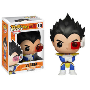 Dragon Ball Z - Vegeta Figura Pop! Vinyl