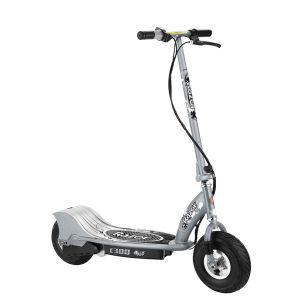 Razor E300 Electric Scooter - Silver