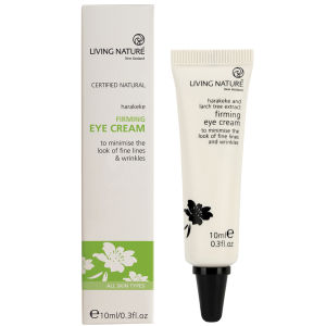 Living Nature Firming Eye Cream (10ml)