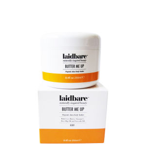 Laidbare Butter Me Up Organic Shea Body Butter (250ml)
