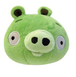 Angry Birds: 5 Inch Plush Pig With Sound