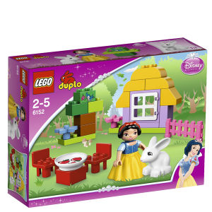 LEGO DUPLO: Snow White's Cottage (6152)