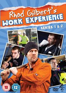 Rhod Gilberts Work Experience (Seizoen 1 en 2)