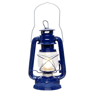 LED Scout Storm Lantern Small - Blue