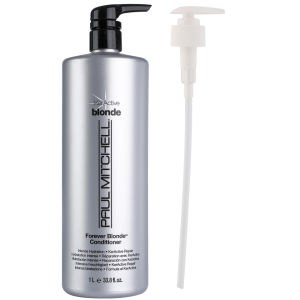 Paul Mitchell Forever Blonde Conditioner 1000ml with Pump