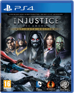 Injustice: Gods Among Us - Édition Ultime