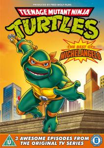 Teenage Mutant Ninja Turtles: Best of Michelangelo