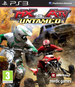Mx vs ATV Untamed