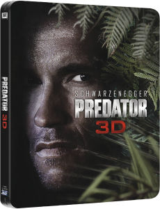 Predator 3D (Includes 2D Version) - Zavvi UK Exclusive Limited Edition Steelbook