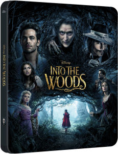 Into the Woods - Zavvi Exclusive Limited Edition Steelbook (UK EDITION)