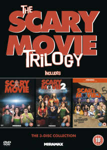 Scary Movie 1-3
