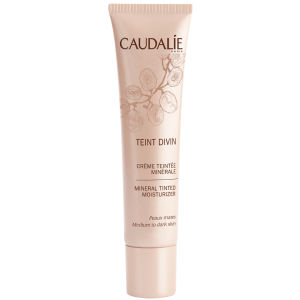 Caudalie Teint Divin Mineral Tinted Moisturizer - Medium To Dark Skin (30ml)