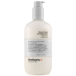 Anthony Glycerin Hand and Body Lotion (355ml)