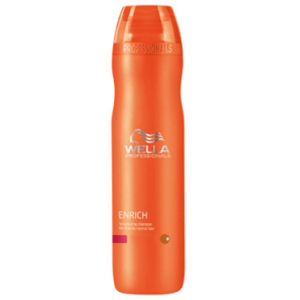 Wella Professionals Enrich Volumising Shampoo for fint til normalt hår 250 ml