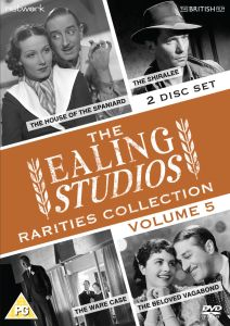 The Ealing Studios Rarities Collection - Volume 5: The Ware Case/The Shiralee/The House of the Spaniard/The Beloved Vagabond