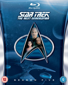 Star Trek: Next Generation - Seizoen 5