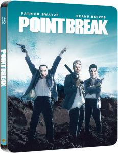 Point Break - Zavvi Exclusive Limited Edition Steelbook
