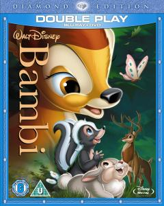 Bambi: Diamond Edition Double Play (Bevat Blu-Ray en DVD)