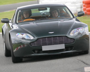 Weekend Supercar Driving Thrill at Rockingham Race Circuit