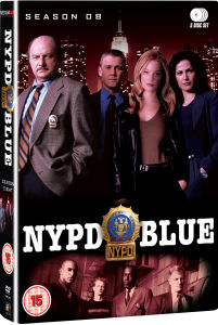 NYPD Blue - Season 8