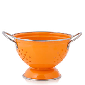 Cook In Colour Small Colander - Orange