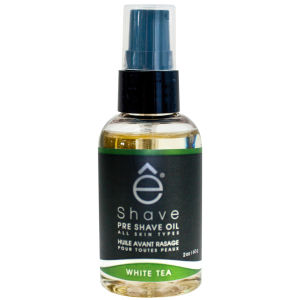 e-Shave White Tea Pre-Shave Oil 59ml
