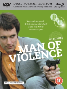 Man of Violence (Flipside) [Dual Format Editie]