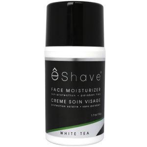 eShave Face Moisturizer White Tea (50g)