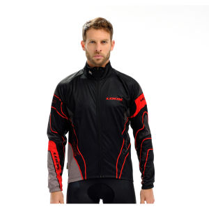 Look Pro Team Jacket - Black/Red
