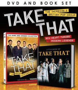 Take That (Includes Book)