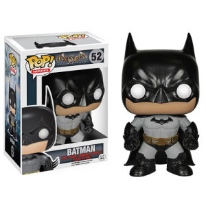 Figurine Pop ! Batman DC Comics Arkham Asylum