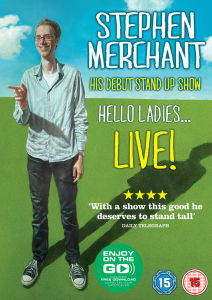 Stephen Merchant Live: Hello Ladies (Includes MP3 Copy)