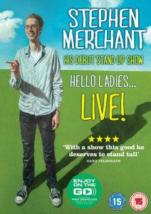 Stephen Merchant Live: Hello Ladies (Bevat MP3 Copy)