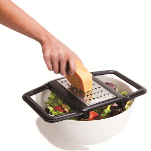 Quirky Grip Grater