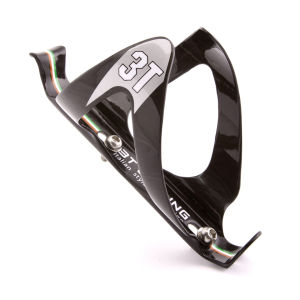 3T Bottle Cage Carbon with Titanium Bolts (30g)