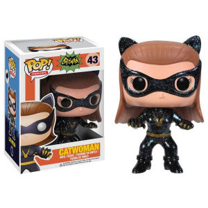 DC Comics Batman 1966 TV Series Catwoman Funko Pop! Figuur
