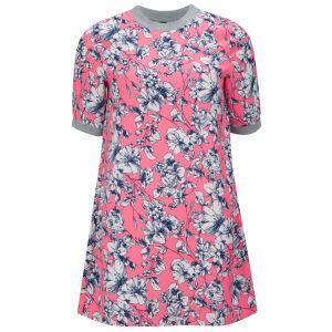Influence Women's Floral Shift Dress - Pink