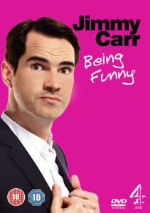 Jimmy Carr: Being Funny Live