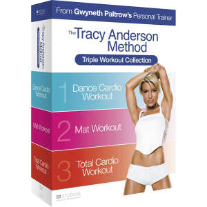 Tracy Anderson Triple: Workout Collection