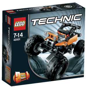 LEGO Technic: Mini Off-Roader (42001)