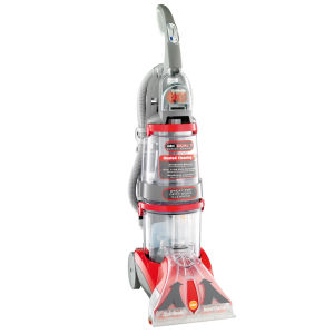 VAX V124A Dual V Upright Carpet Cleaner