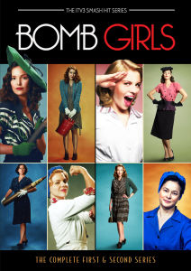 Bomb Girls - Series 1 and 2