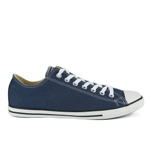 Converse Men's Chuck Taylor All Star Lean OX Trainers - Navy