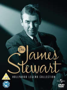 The James Stewart Hollywood Legend Collection