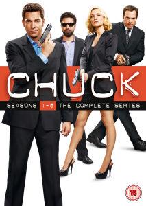 Chuck - Seizoen 1-5
