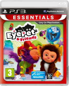 EyePet and Friends: Essentials (PlayStation Move)