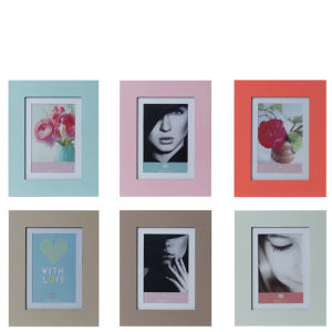 Photo Frame Happy - Assorted Colours