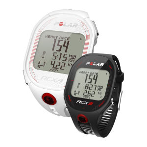 Polar RCX3 Sports Watch Black