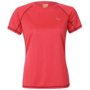 Puma Women's Drycell Running T-Shirt - Pink